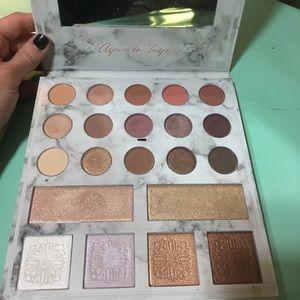 Limited Edition Carli x BH Cosmetics Palette